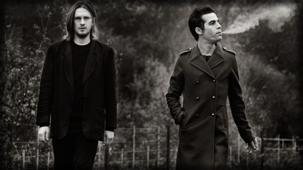 Blackfield — проект Steven Wilson и израильского музыканта Aviv Geffen